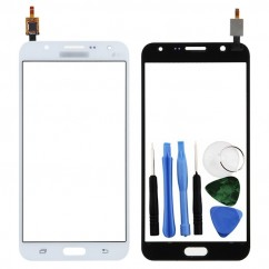 White LCD Touch Screen Digitizer Assembly Part + Tools For Samsung J7 J700 J700F