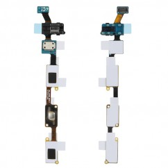 Headphone Audio Jack Flex Cable Touch Sensor Part For Samsung J7 J700 J700F