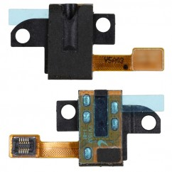 Headphone Audio Jack Flex Cable Replacement Part For Samsung J1 J100 J100F