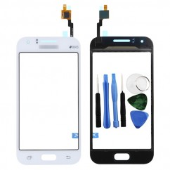White LCD Touch Screen Digitizer Assembly Part + Tools For Samsung J1 J100 J100F