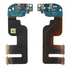 Micro USB Charger Charging Port Connector PCB Board Part For HTC One Mini 2