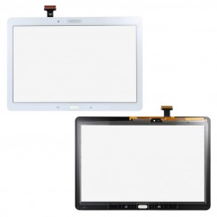 White LCD Touch Screen Digitizer Assembly Part For Samsung Note 10.1 SM-P600