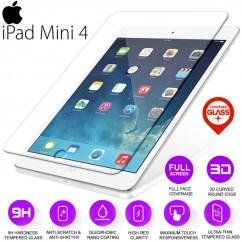100% Genuine Tempered Glass LCD Screen Protector Film For iPad Mini 4 4th Gen