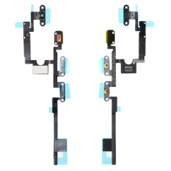 """Power On/Off Volume Button Connector Flex Cable Ribbon For iPad Pro 12.9"""""""