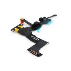 Front Camera Mic Light Proximity Sensor Flex For iPhone 5S