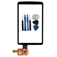 Touch Screen Digitizer Replacement Part For HTC Desire A8181 G7 + Free Tools