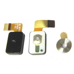 Home Menu Keypad Membrane Button Flex Cable For HTC Desire G7 Bravo A8181
