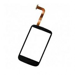 Black Touch Screen Digitizer Front Panel Lens For HTC Desire C A320e G7c G26