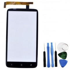 Black Touch Screen Digitizer Replacement Part Repair Fix For HTC One X S720e G23