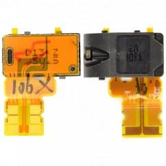 Earphone Headphone Jack Audio Flex Ribbon Cable Repair For Nokia Lumia 720 N720
