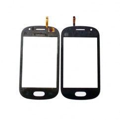 Blue Digitizer Touch Screen Lens Repair Part For Samsung Galaxy Fame GT S6810