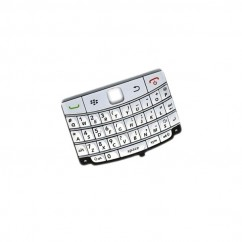 Genuine Blackberry Bold 9700 & 9780 White UK Keypad - Keyboard / Buttons