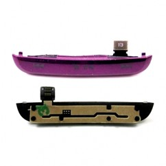 Original Purple Top Media Buttons For Blackberry Pearl 3G 9105 9100 Housing Flex
