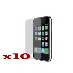 New Clear Screen Protector Cover x 10 Protect From Scratches For iPhone 3G 3GS